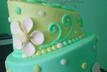 cakes / by Pam Hanik