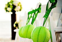 Wedding: Greenish / by Sharon's Bridal