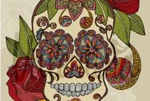 Sugar skull candy / by Ashlyn Thomas