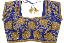 Blouse / Buy latest design blouse........bridal blouse,special occassion wear blouse.......Available at-> www.indianweddingsaree.com/category/Blouse.html