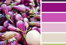Color me... / Color schemes for painting and projects.  / by Trish Givens