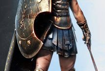 Spartan/Greek