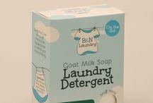 Eucalyptus / B & N Laundry's Eucalyptus Detergent and Benefits