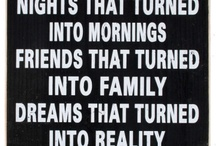 A Few Words... / by Brandi McGuire