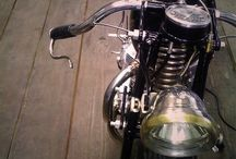 Mototcycles / by RYAN LANGE