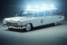 Ghostbusters / A few Ghostbusters inspired pics