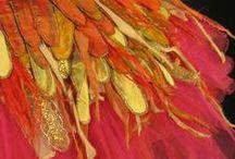 costume oiseau de feu