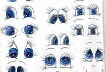 diverse ogen