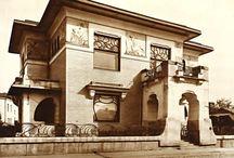 Шехтель - дом Рябушинского