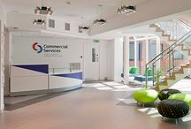 Commercial Service Project - Eco Friendly / A major recent office relocation, fit out and refurbishment project concluded with minimal interruption and under budget in Kent