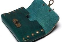 leather walvet