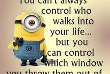 #minions / Minion quotes (I love them