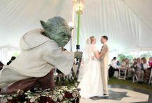 Geek Wedding / Mój wymarzony ślub, niezwyczajny, kreatywny, nerdziarski i geekowy ;)
