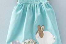 Vestidos de niña