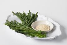 Asparagus / Asparagus Information and Asparagus Recipes / by CooksInfo.com