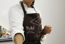 Yuki's Kitchen Food & Events / Japanese Cooking from my Japanese cookery classes. A few fusion dishes too inspired my my training in Chicago and life here in the UK!