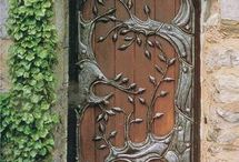 fairyland ... doors and arches