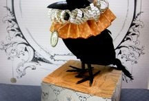 Halloween Papercrafting / by Julie Pitta