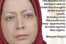 Maryam Rajavi Views / Maryam Rajavi Views and Messages will be shown in this board.