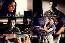 Supernatural x The Vampire Diaries
