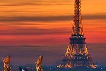 Paris, je t'aime / by Denéa Buckingham