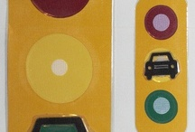 Preschool / traffic theme