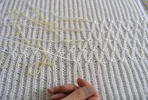Knitting & crochet tutorials