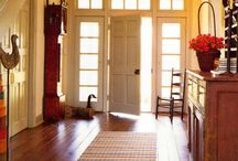 Entryways & Foyers / by Emily Okaty Wilson @ My Pajama Days