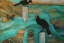 New Zealand Art/Artists