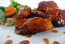 Sweet 'n' Sour Chicken Tenders Recipe