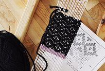 Weaving - tkanie
