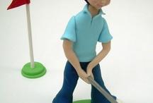 Golf Fimo