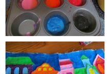 kolorowanie tkanin