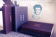 Hoffmanniana / L'opera omnia di E.T.A. Hoffmann.