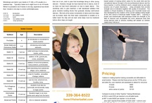 Dance Education / by Emily Tankersley