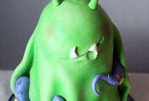 Unisex Kids Cake Designs