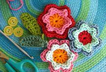 Crocheting, Knitting, & Needlework / by Beth Wall