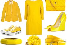 Yellow and Black Fashion / by LaughFest