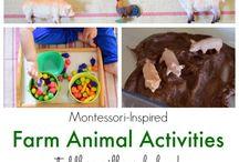 Montessori - Farm