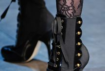 These Boots were...