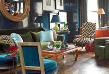 Living Rooms / by Whitney Mersman