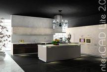 """InteriCAD 2.0 / Logiciel 3D pour l'architecture d'intérieur """"InteriCAD 2.0"""""""