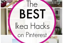 Furniture Hacks / Taking it nights pieces up a notch with simple furniture hacks! DIY, ikea hacks, and more.