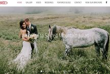 Up North Productions : Web Design