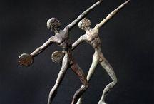 Greek Ancient Athletes