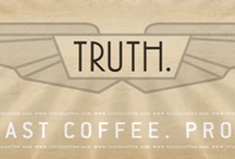 Truth Coffee / by Luxury Brands
