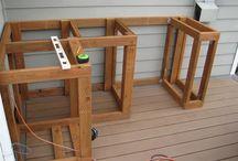 Deck & BBQ