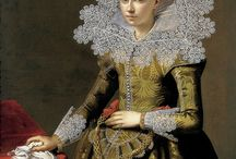 ~ 1620-1640 Female Clothing ~ / by Nadine Baylis
