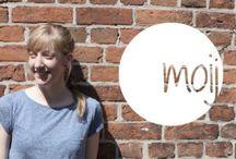 Moij Design / Zwei junge Designerin Stine Paeper und Angelina Erhorn. Die Arbeiten bestechen durch eine Vielseitigkeit an Materialexperimenten aus natürlichen Rohstoffen und Abfallprodukten.
