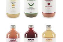 Packlane ❤'s bottles / Our favorite bottle designs: Juice, sauce, liquor, soda pop, soap, etc. — we  ❤ it all!